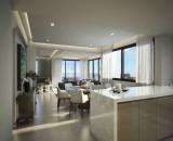 Luxury Floor apartments for sale in Tourist area 3