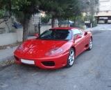 Ferrari 360 Modena F1 for sale Cyprus - 5