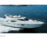 Ferretti 55 for rent in Limassol Cyprus 1