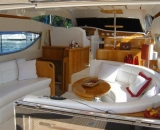 Ferretti 55 for rent in Limassol Cyprus 2