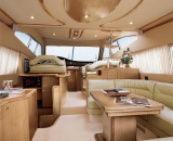 Ferretti 55 for rent in Limassol Cyprus 3