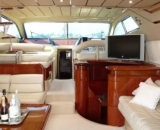 Ferretti 55 for rent in Limassol Cyprus 4