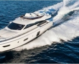 Ferretti 55 for rent in Limassol Cyprus 5
