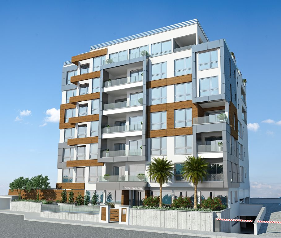 Essex Apartments: Luxury Apartments For Sale By The Sea In Limassol