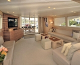 Horizon 122 yacht rental luxury yacht vacation 5
