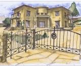 Front entrance (Artist Impression)