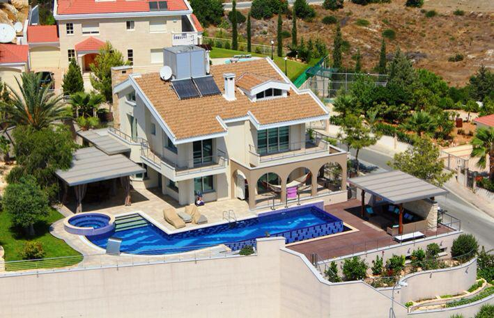 Luxury Villa House for sale in Limassol-Super luxury house  Agios Tychonas 23