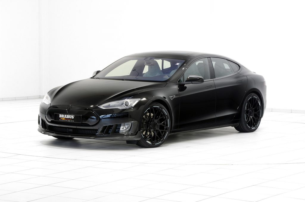 Brabus for Tesla Model S