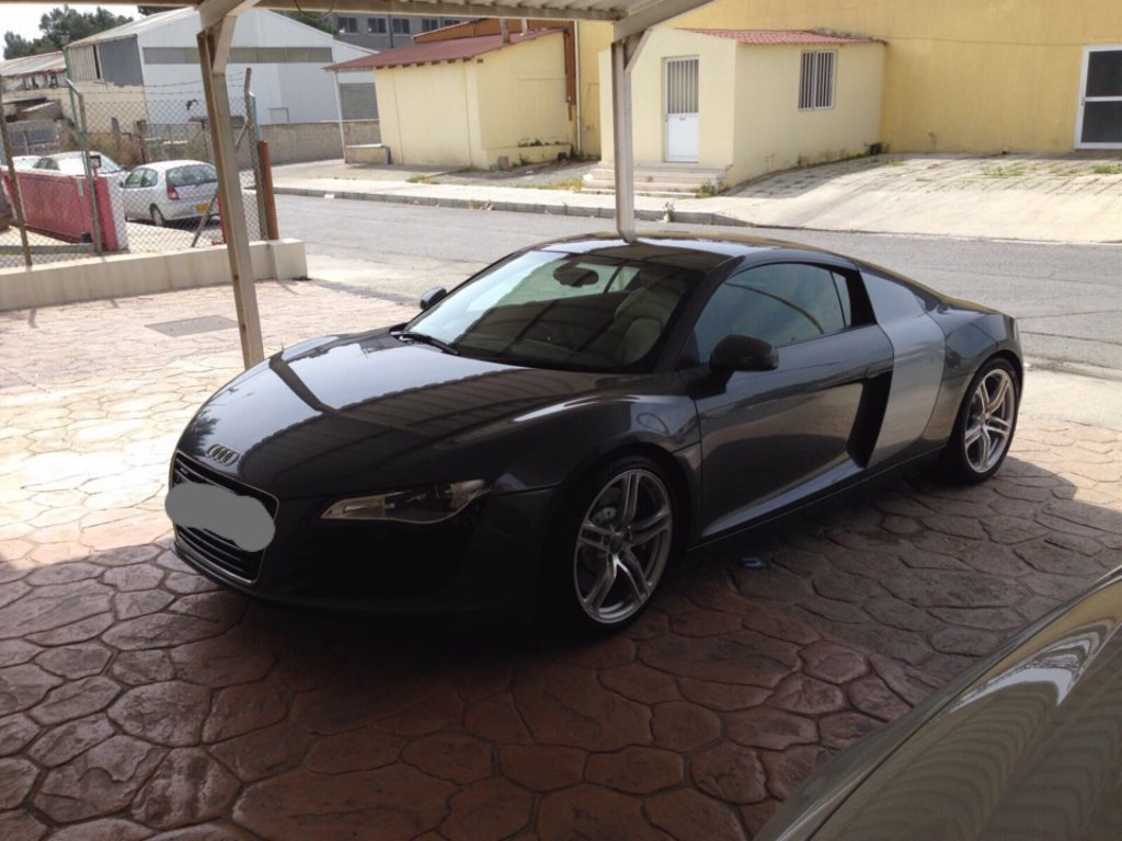 Audi R8 for sale in Cyprus