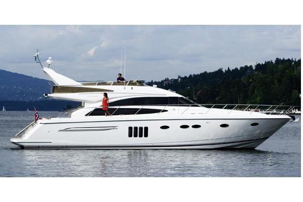 Princess 62 Flybridge for sale in Cyprus, Princess 62 Flybridge , Princess Yachts, Luxury Yachts for sale