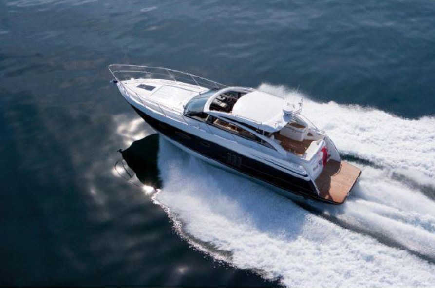 Princess V52 Yacht for sale in Cyprus, Princess Yachts, Princess Yacht agents Limassol
