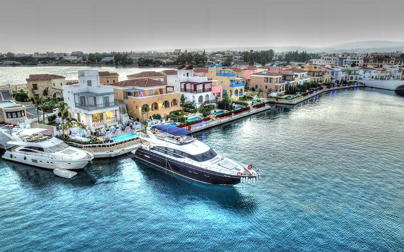 Limassol Marina Villa for sale, Limassol Marina Villa for Rental