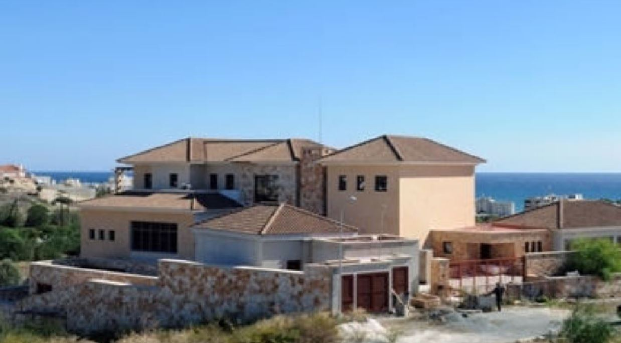Luxury Mantion Villa House for sale in Limassol Cyprus