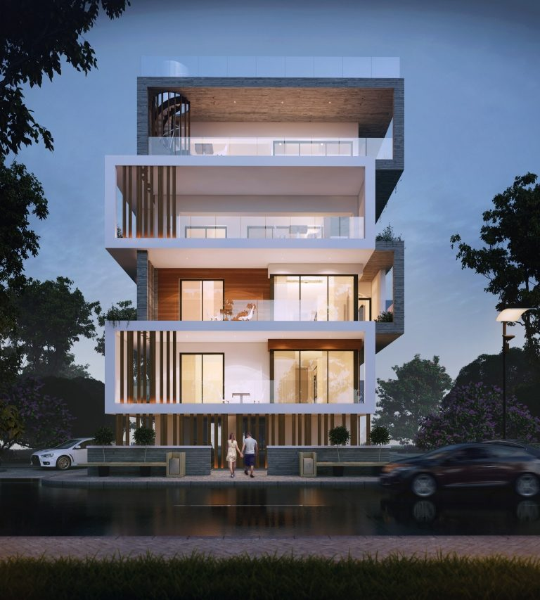 Soho Residence Luxury Apartments for sale in Limassol Cyprus, Prime Property, Spectre.bz