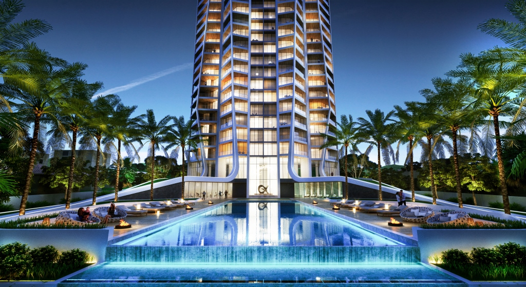 Sky Tower, 23 Floor Sky tower luxury apartments for sale in Limassol, Luxury property agents in Limassol Cyprus