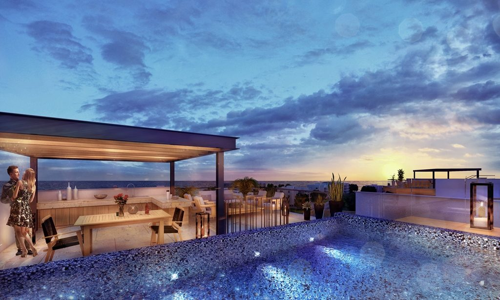 Columbia House Luxury Apartments for sale in Limassol Cyprus, Prime Property, Spectre.bz, Best properties for sale in Cyprus