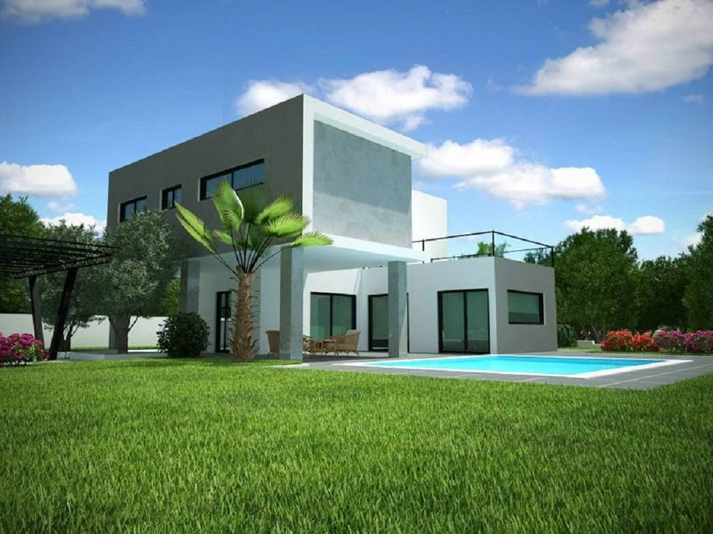 House for sale in Akrounta Limassol, Cyprus property for sale, New house for sale in Limassol