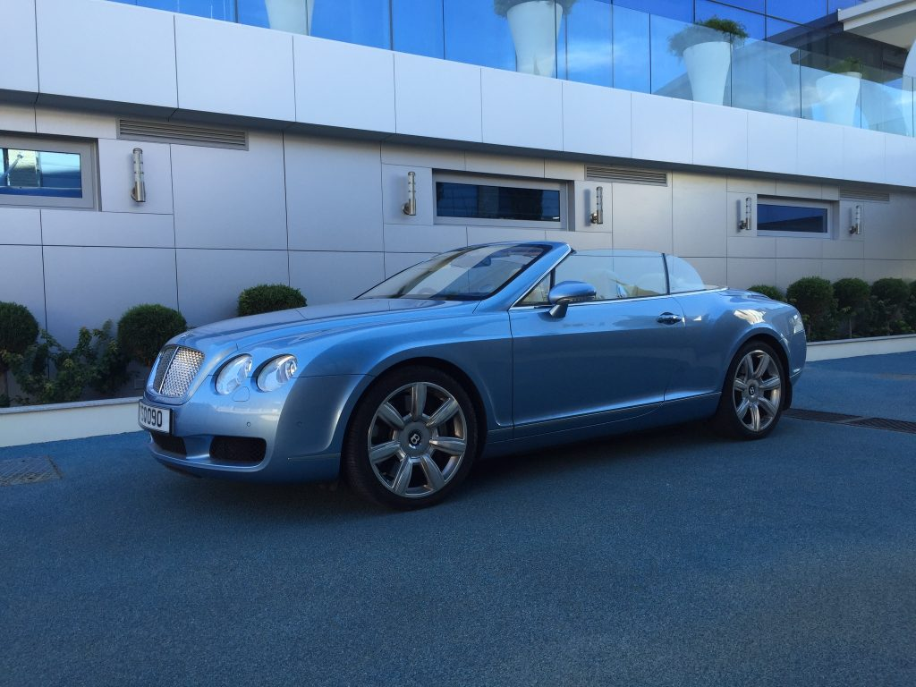Bentley GTC for sale in Limassol, Bentley for sale, Used Bentley GTC, Bentley Limassol, Bentley Cyprus
