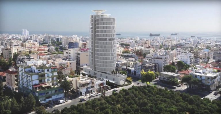 Cedar Oasis Tower Limassol Offices and Resedential