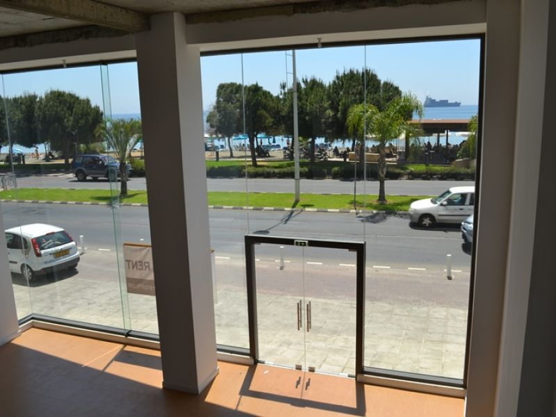 Luxury Commercial Builiding Offices for rent in Limassol, Beach Front offices in Limassol