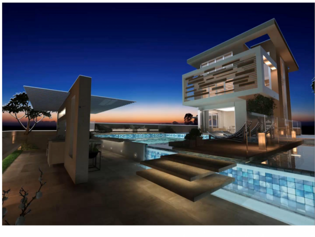 Superb Luxurious 5 Bedroom Villa for sale in Limassol Cyprus