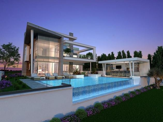 5 Bedroom Luxury Villa for sale in Limassol Cyprus