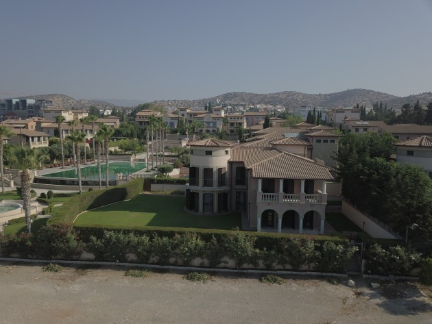 Super luxury Villa meters away from Sea for sale in Limassol